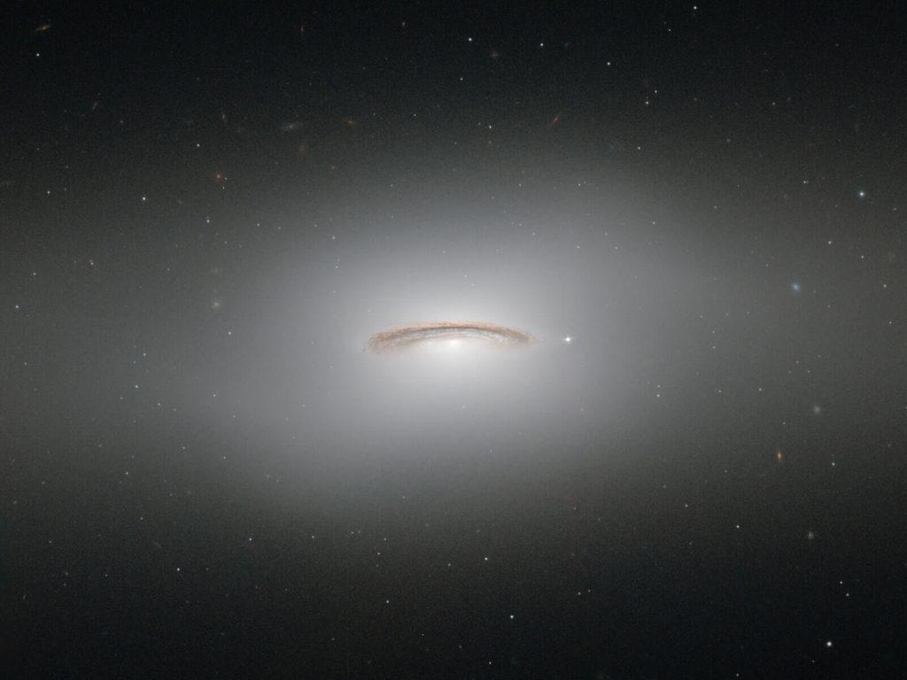 NGC 4526 galaxy