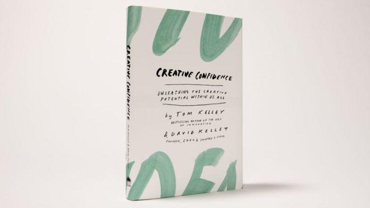 Creative Confidence a creative thinking book