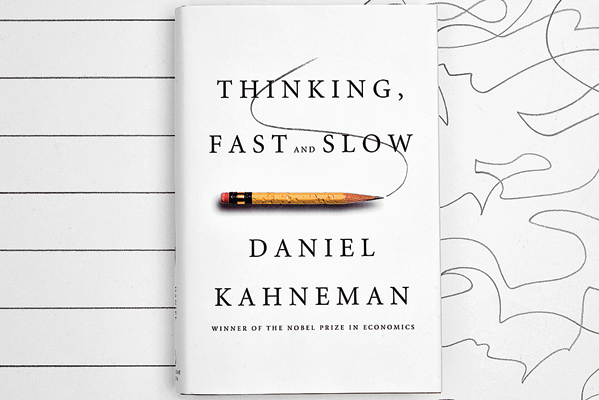 think fast and slow  a creativity books